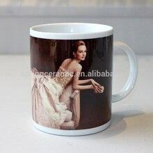 11oz ceramic Sublimation Mug,white blanks coated mug,photo mug wholesale