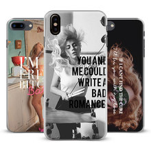 coque iphone xr lady gaga