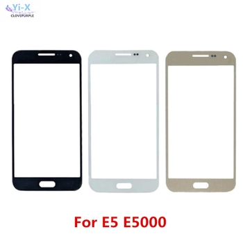 Touch screen For Samsung Galaxy E5 E5000 Front Outer Glass Top Lens Touch Screen Panel image