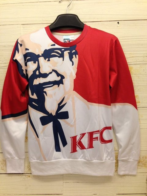 kfc pullover