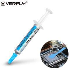 Пролет Универсальный Термальность смазки серебро Процессор чип паста радиатора шприц Термальность Greasewith A Пластик инструментом для 2G
