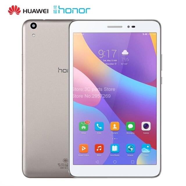 Huawei Honor Tablet 2 LTE 3 г оперативной памяти 32 г ROM 8 дюймов Qualcomm Snapdragon 616 Andriod 6 8.0MP 4800 мАч IPS 1920*1200 планшетный ПК JDN-AL00