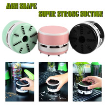 2017 Useful Desktop Vacuum Cleaner Small Size Clean Scraps Machine Portable Dust Collector For Notebook Computer Keyboard