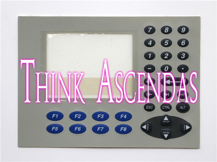5pcs New PanelView Plus 400 2711P-K4 2711P-K4M20D 2711P-K4C20A 2711P-K4C20D 2711P-K4M5D/B 2711P-K4M5D/D Membrane Keypad gardenboy plus 400 в санкт петербурге