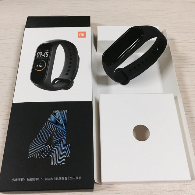 Xiaomi Mi Band 4 Smart Band 0.95inch AMOLED 120X240 Full Color Screen Bluetooth 5.0 Wristband 50m Waterproof Smart Bracelet 5