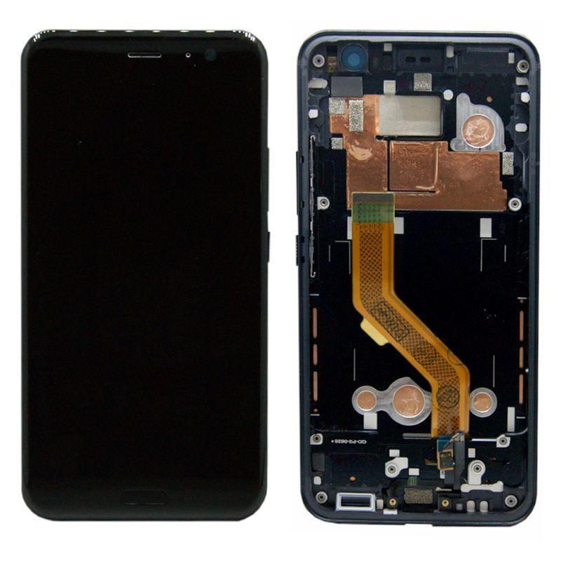 10 pz/lotto Originale Display LCD con Cornice Per HTC U11 Display LCD di Tocco Digitale Dello Schermo di Ricambio Per HTC U11 5.510 pz/lotto Originale Display LCD con Cornice Per HTC U11 Display LCD di Tocco Digitale Dello Schermo di Ricambio Per HTC U11 5.5