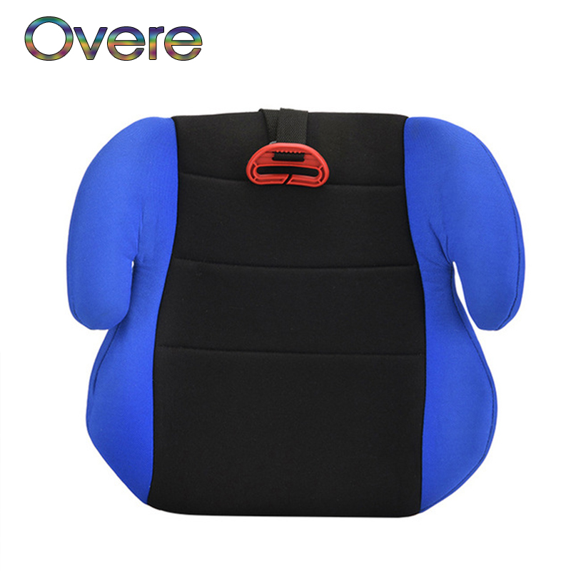 Overe 1PC Car Safety Seat Child Baby Thicken Chairs Cushion For BMW E60 E36 E46 E90 E39 E30 F30 F10 F20 X5 E53 E70 E87 E34 E92 M car believe auto automobiles leather car seat cover for bmw e30 e34 e36 e39 e46 e60 f11 f10 f30 x3 x5 e35 x1 car accessories