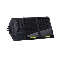 5V Portable Solar Battery Charger Panels High Quality Folding Solar Pane For Cell Phones GPS For