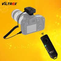 Viltrox JY-120-C3 2.4GHz Wireless Camera Remote Shutter Release for Canon 20D 40D 50D 1D 6D 7D 5D Mark II III IV 7DII