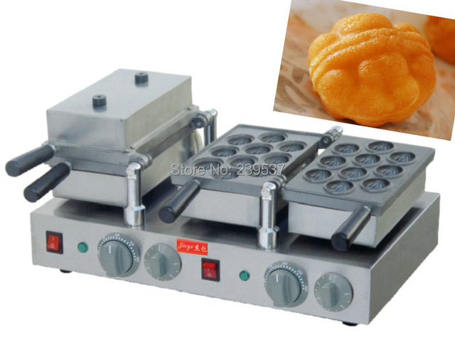 Of Commercial Use 220v Walnut Cake Machine Shape Food Maker Waffle