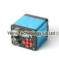 Full HD 1080P FHD VGA USB 2.0MP C MOUNT Digital Industrial Microscope Camera BNC VGA USB