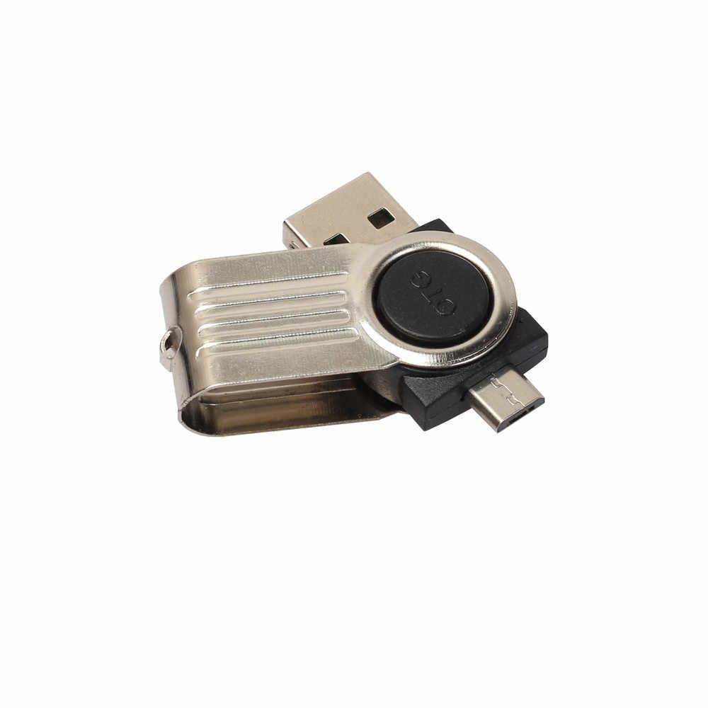 OTG المصغّر USB إلى USB 2.0 مايكرو SD TF محوّل قارئ البطاقات ل هاتف أندرويد دعم: TF/مايكرو SD بطاقة ل الهواتف المحمولة 31 #