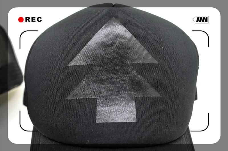 black trucker hat DSC_1655