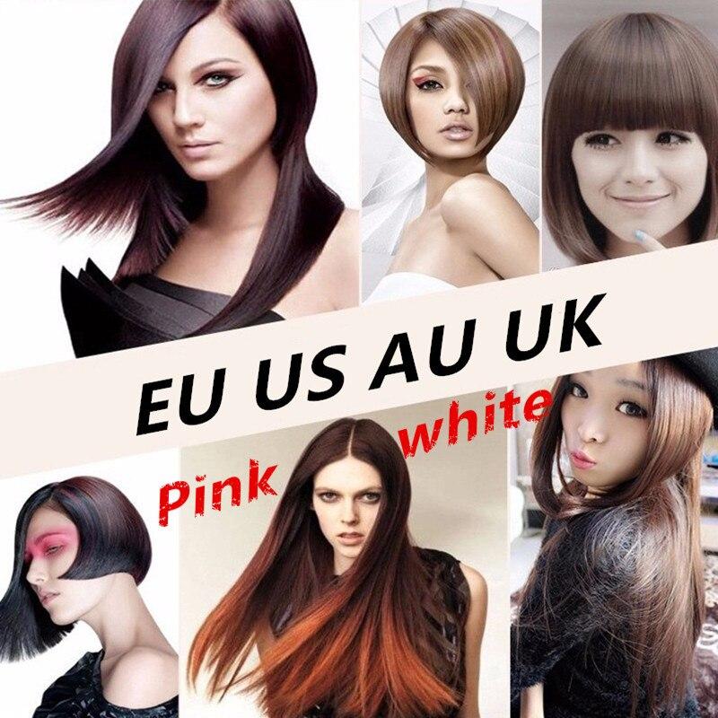 Beauty Electric Comb Hair Straightener Brush LCD Display for Straight Hair EU Plug New Straight Artifact