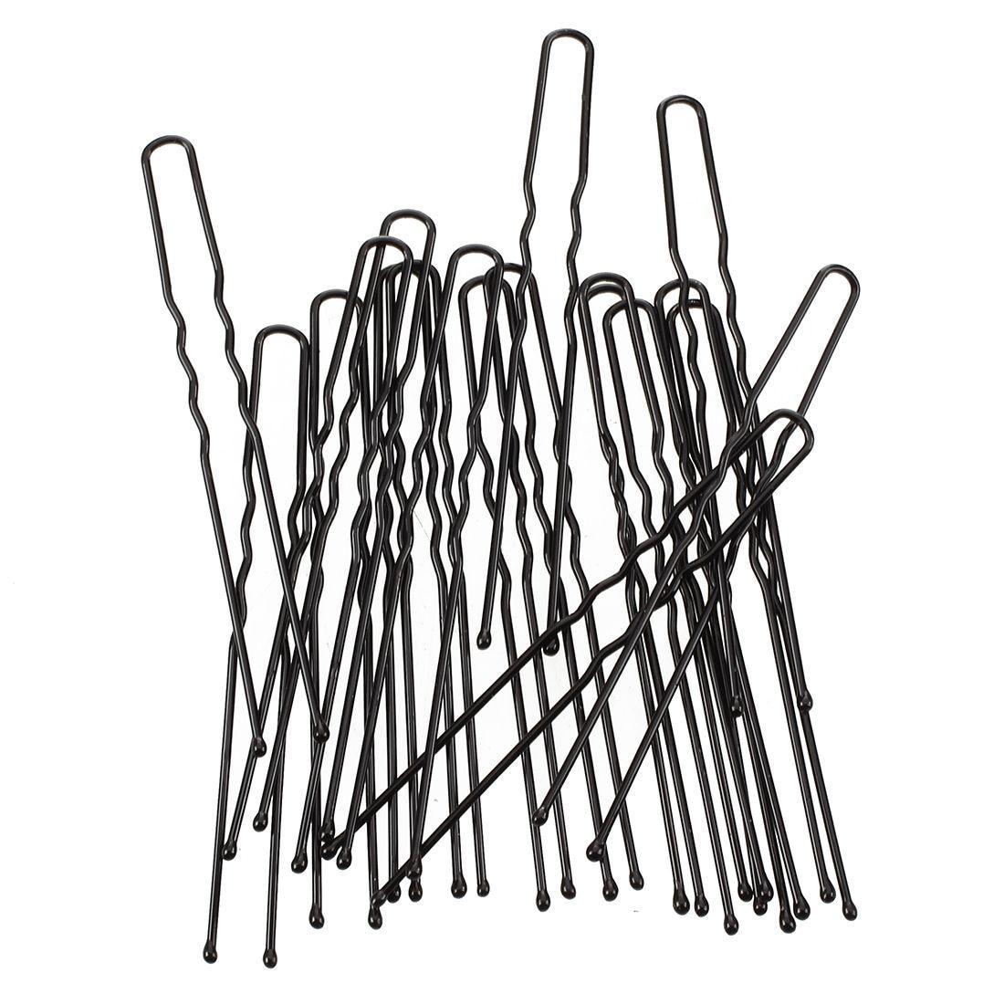 20 Pcs 7cm Long  Hair Pins Barrette  Hair Clip Accessories Hair Clip Studs Pro Metal Pince