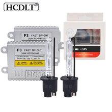 HCDLT Премиум 35 W 5500 K H11 Xenon Yeaky HID Conversion Kit Ксенон H1 H3 H7 HB3 HB4 D2H 4500 K 6500 K AC F3 устройство быстрого запуска комплект