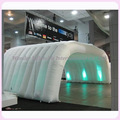 New small attractive inflatable tent with led lights for events