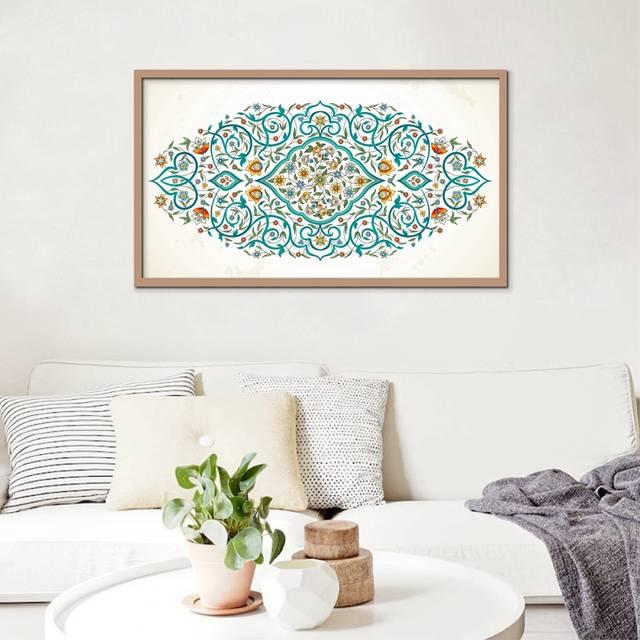 Online Shop Arapca Islam Kaligrafi Yuce Allah Cami Resimleri