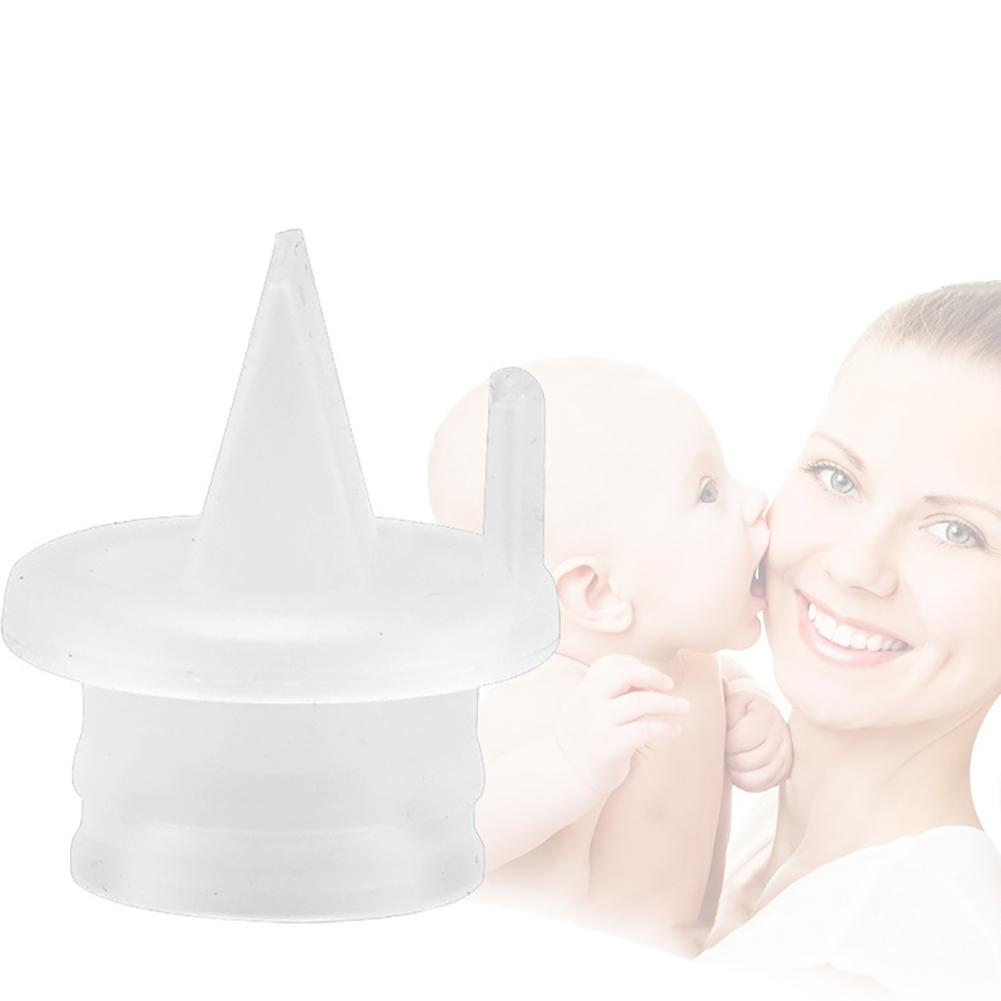 Solid Color Backflow Protection Breast Pump Accessory Duckbill Valve For Manual/Electric Breast Pumps