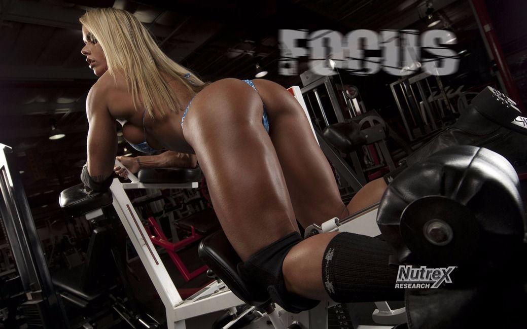 Лариса Reis мышц модель Ткань плакат 21 x 13 Декор 10
