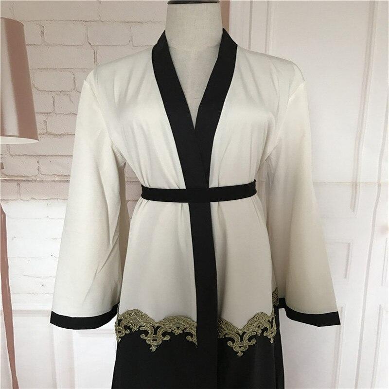 Muslimanski kardigan Abaya haljina Turska ženska odjeća duga - Nacionalna odjeća - Foto 4