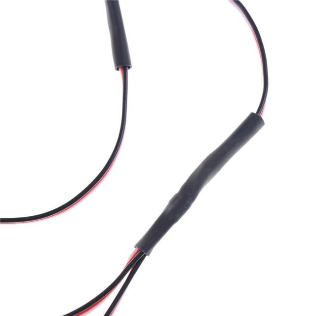 150/300mm Y Cable Servo de arnés dividido cables de extensión para helicóptero RC