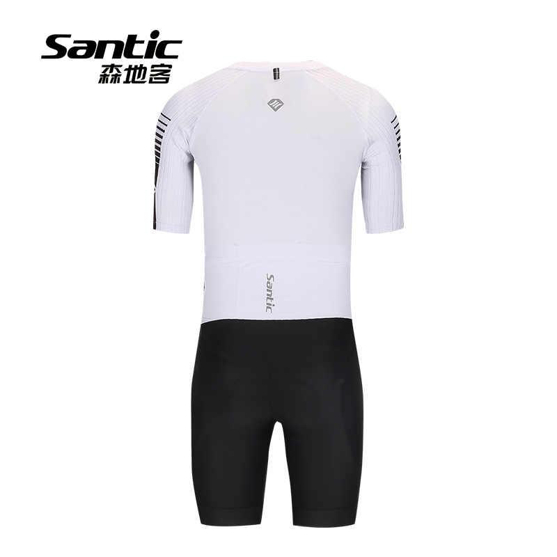 גברים אופני בגדים קצר שרוול סרבל קצר שרוול רכיבה על אופניים ג 'רזי אחד-חתיכות טריאתלון נשים מהיר יבש לנשימה סטים
