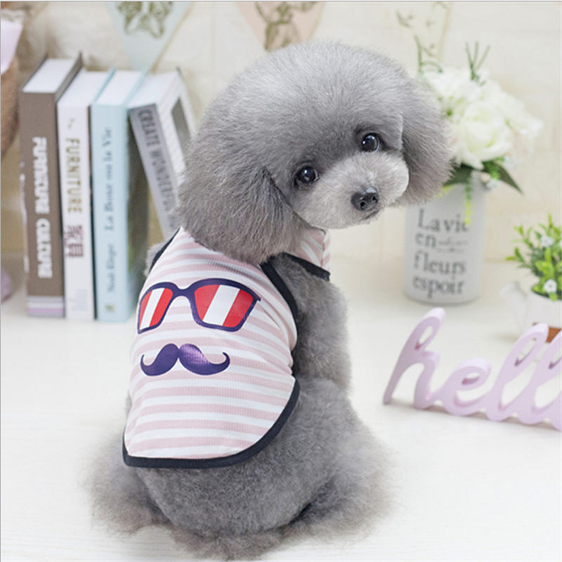 Summer Spring Dog Clothes for Dog Pet Coats Small Large Dogs Clothing Puppy tshirts Vest Cat Jacket Pet Apparel in Dog Coats Jackets from Home Garden