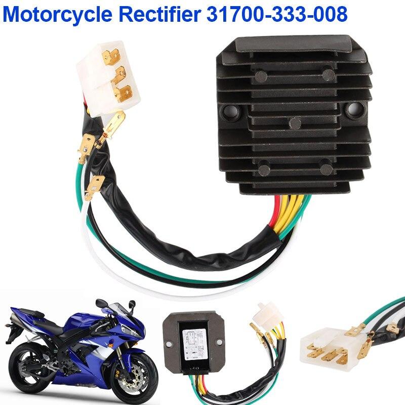 NEW REGULATOR FITS HONDA MOTORCYCLES CB350 CB400F CB550F 1975-1977 31400-300-035