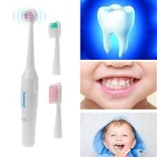 Дети профессиональный уход за полостью рта Чистящая электрическая зубная щетка мощная детская зубная щетка аксессуары для ухода за ребенком
