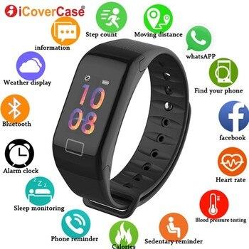 Waterproof Smart Watch Wristbands For Huawei Mate 20 Pro X 10 P30 P20 Lite P10 P9 Plus P Smart + 2019 Sport Fitness Bracelet сумка x sg sport smart bag puma сумка x sg sport smart bag