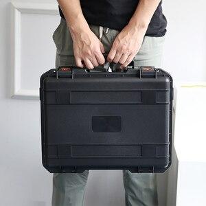 Image 1 - Große Wasserdichte Lagerung Box Tragbare Sicher Tragetasche für DJI Mavic 2 Pro /Zoom Drone /Controller Zubehör