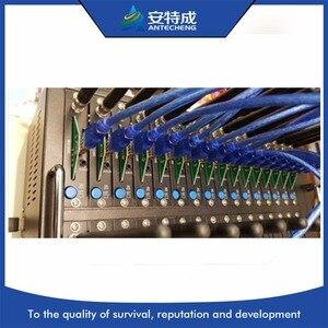 Image 4 - Automatic SIM Rotation Quad band 256 sim pool working with 8 port modem, 256 sim bank for bulk sms