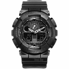 Casio watches multi-function electronic outdoor sports waterproof men's watches GA-100-1A1 GA-100-1A4