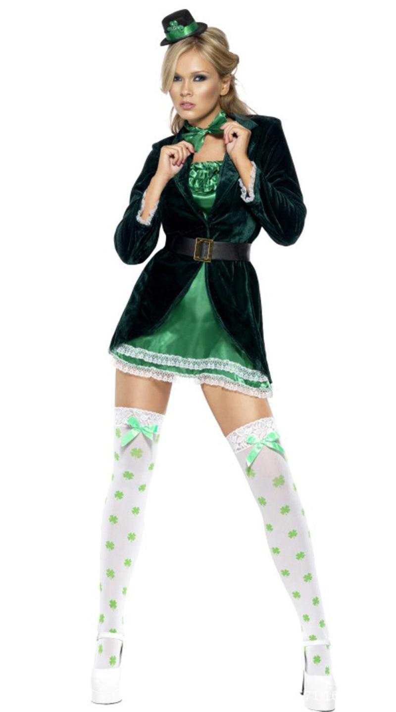 Popular Irish Costumes-Buy Cheap Irish Costumes Lots From -5536