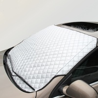 Covers Sunshade Foil Waterproof Thicken Car Snow Shield Anti UV Snow Protection Covers For Ordinary