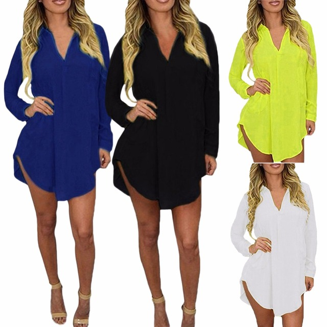 6XL Sheer Chiffon Blouse 2017 Plus Size Women Clothing Long Sleeve Autumn Brand Shirt Casual Loose Oversized Top Chemise Femme