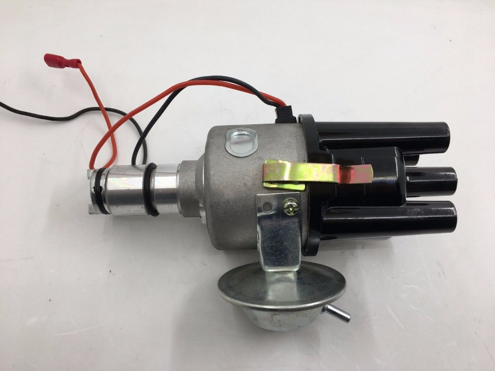 free shipping NEW Point distributor fit for BOSCH Volkswagen Beetle 034 With Vacuum advance SVDA