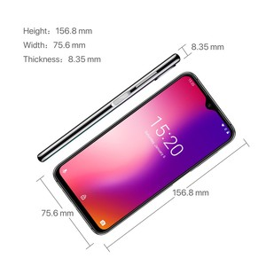 "Image 4 - UMIDIGI One Max Globale Versione 4GB 128GB 6.3 ""Waterdrop Full Screen 4150mAh Dual SIM Viso ID Smartphone NFC Senza Fili di Ricarica"