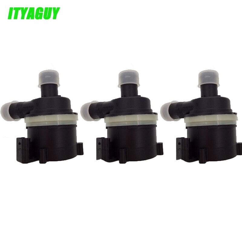 цена на 3 Pcs Auxiliary Water Pump 059121012B 059 121 012 B 059-121-012-B FOR Volkswagen VW Amarok Touareg Audi A4 A5 A6 / Avant Q5 Q7