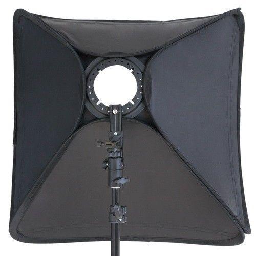 Softbox For SpeedLight Flash 40cm / 16 Flash Speedlite Soft box 40x40cm 16x16 aputure 16 channel flash speedlite