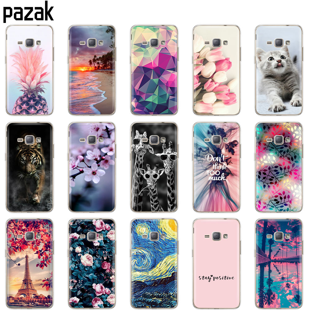 <font><b>Case</b></font> <font><b>for</b></font> <font><b>Samsung</b></font> J1 2016 <font><b>case</b></font> coque SM-<font><b>J120F</b></font> soft tpu silicon back cover on <font><b>for</b></font> <font><b>Samsung</b></font> <font><b>Galaxy</b></font> J1 2016 copas bumper shockproof image