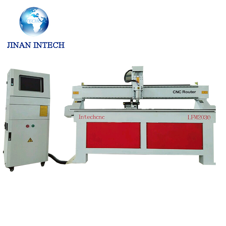 High Speed 2030 cnc machine for mold making used cnc router for sale ...