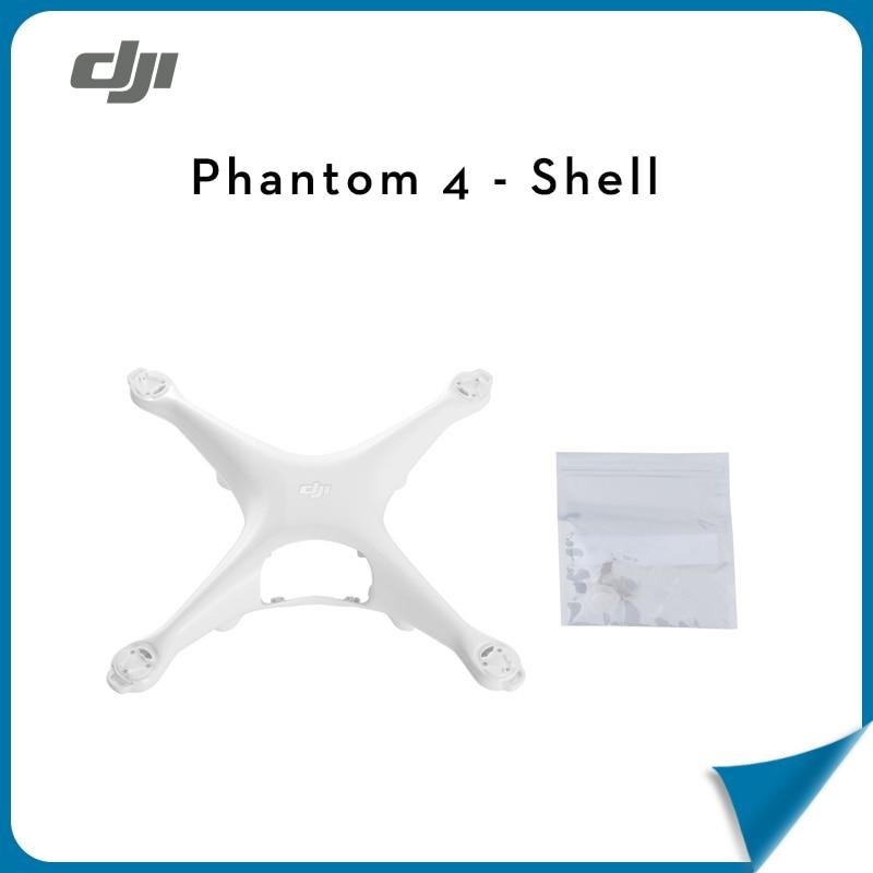 Original DJI Body Shell for DJI Phantom 4 Quadcopter Spare Parts Upper Lower cover with Landing Gear