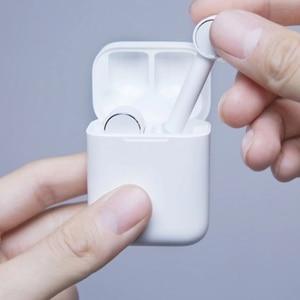 Image 3 - Global Versie Xiaomi Mi True Draadloze Koptelefoon Air Lite Tws Bluetooth Headset True Draadloze Stereo Oortelefoon Aac Mic Handsfree