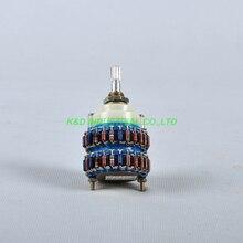 1pc  4Pole 24 Step DALE Attenuator Volume Pot Stereo Potentiometer 50KY Tube Amp