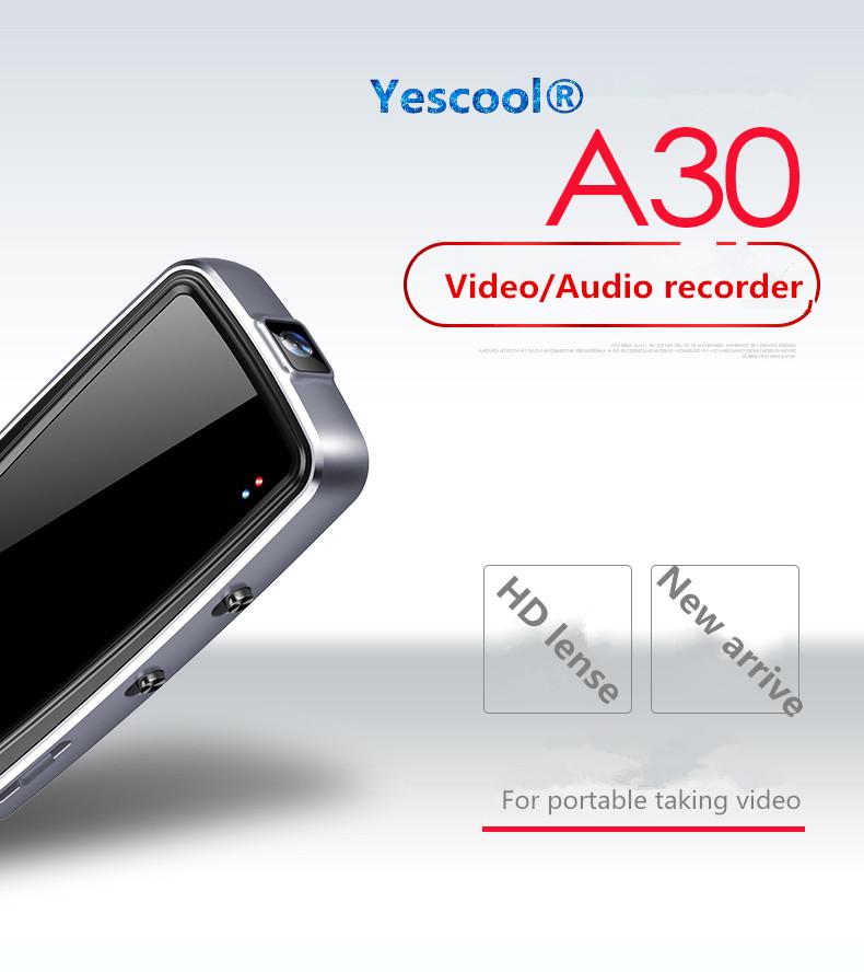Yescool A30 mini cámara profesional HD 1