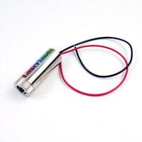 1pcs Focusable 5mw 10mW 405nm Violet Blue Laser Dot Diode Module LD 3VDC 5VDC