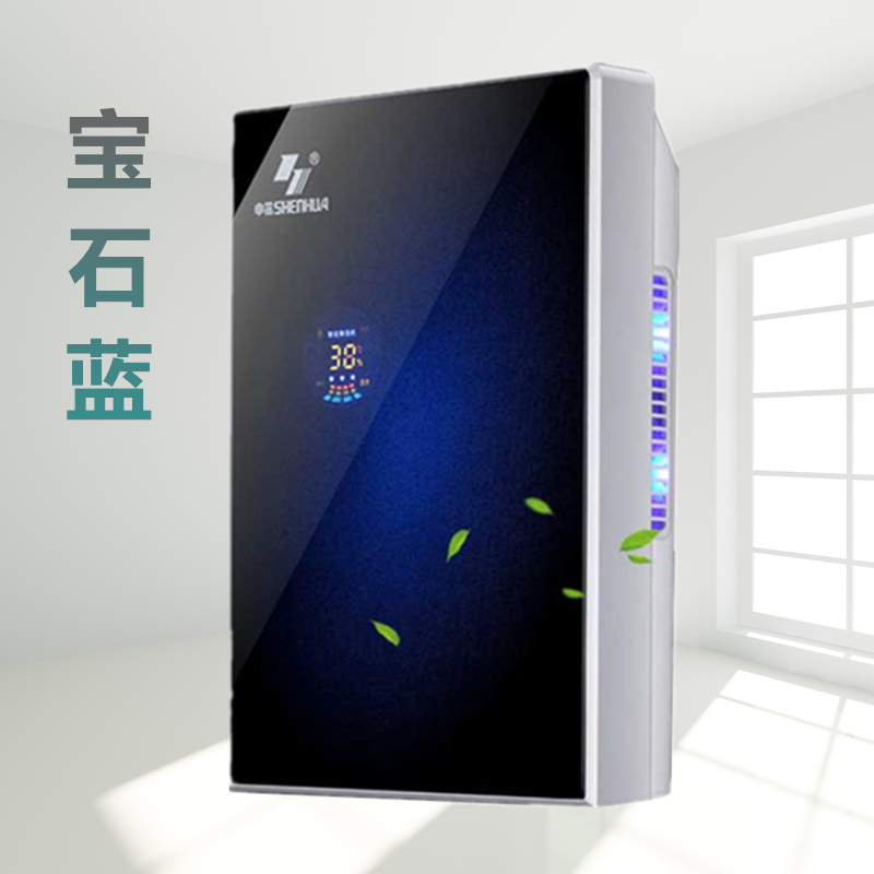 DP 200 Household Humidifier Intelligent Dehumidifier Air Dehumidifier  Bedroom Mini Mute Dryer