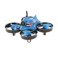 Micro Tiny 5.8G 1000TVL Camera Drone Coreless RC Racing Done rQuadcopter with FPV Goggles RTF